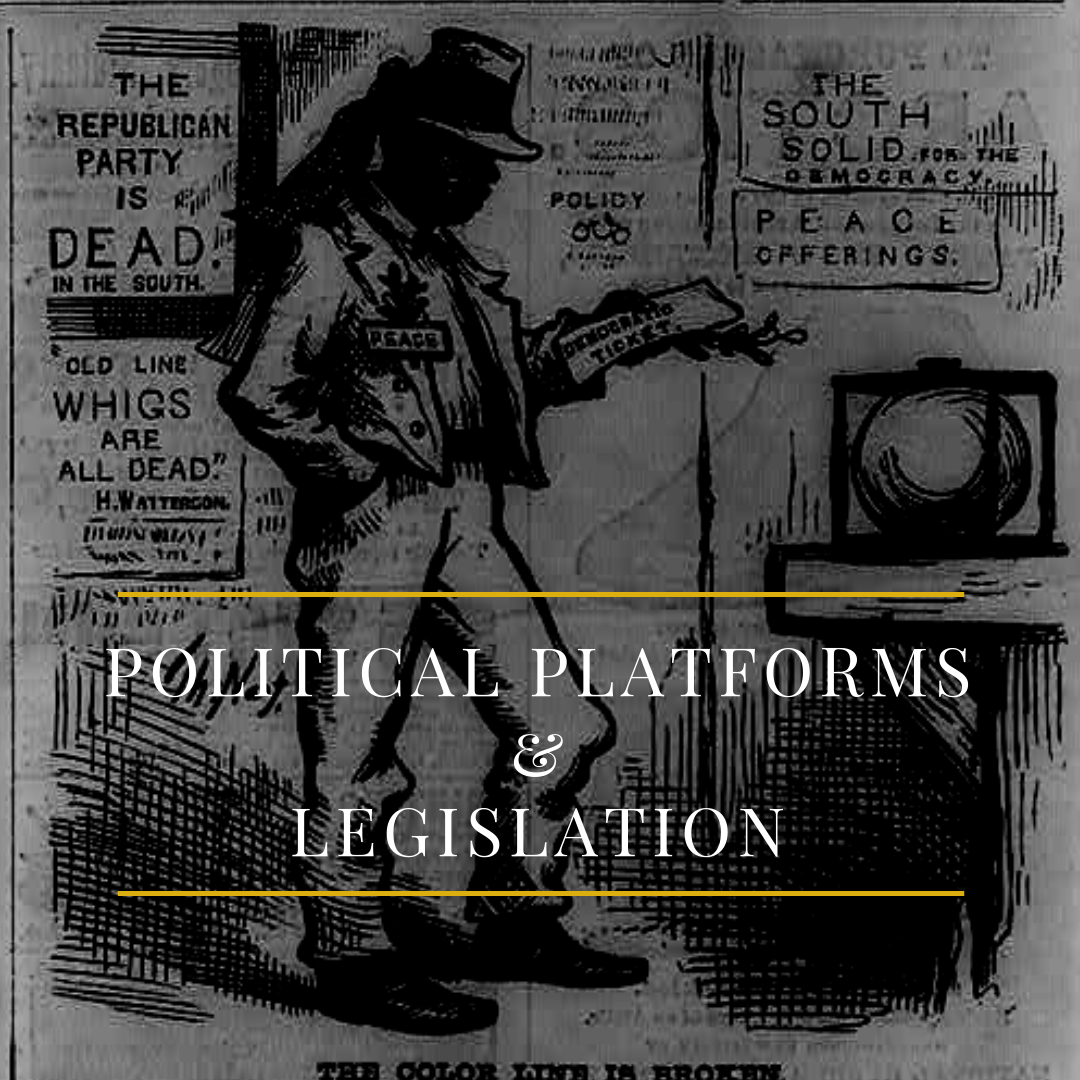 Party Platforms and Legislation